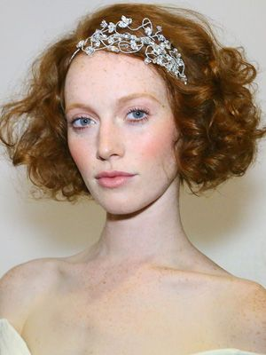 BRIDAL BEAUTY: FIVE DREAMY WEDDING 'DO'S FROM BRIDAL FASHION WEEK | @PRIMPED http://primped.ninemsn.com.au/blogs/the-beauty-desk/bridal-beauty-five-dreamy-wedding-dos-from-bridal-fashion-week