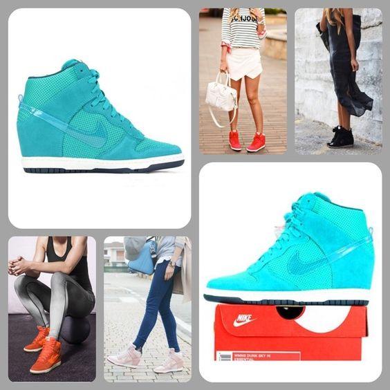 SALENike Dunk SB Sport Amazing ! Nike Dunk SB Women Blue Sport Shoes . Brand new in box! Nike Shoes