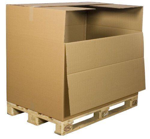 Liftvan Contenedor De Carton Ideal Para Mudanzas Medianas
