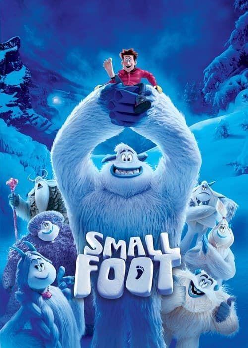 Smallfoot 2018 Film Animasi Channing Tatum Film
