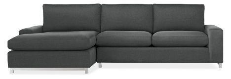 My new sofa... thank you Craig's list!