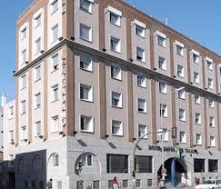 antiguo hotel catalonia en sevilla -