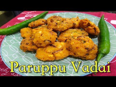 Resepi Vadai Paling Sedap Dan Best Dari Resepi Sugu Pavithra Youtube Resep