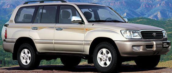 Nelson Toyota Land Cruiser