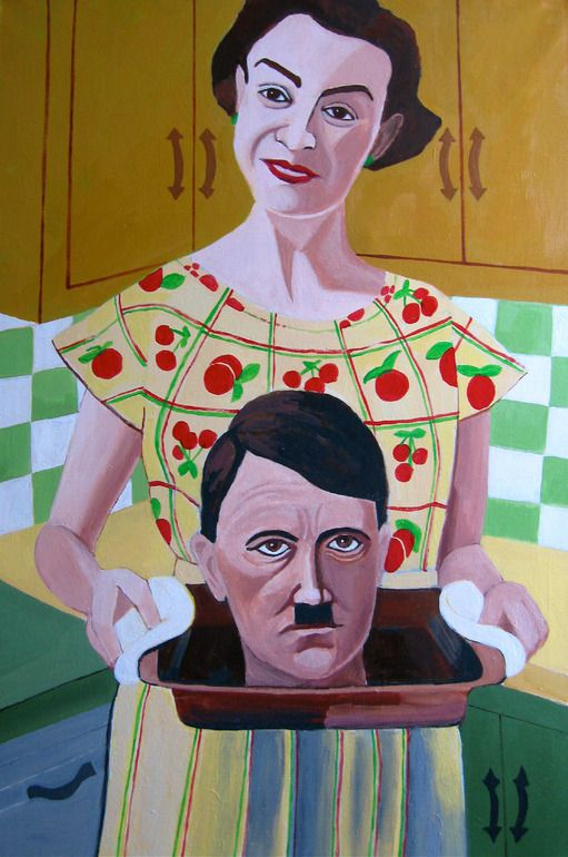 Serving Adolf  by Toni Silber-Delerive