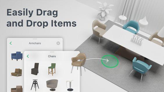 Interior Design App Planner 5d Create A Floor Plan And Interior Design In 2d 3d Visualize Your Des Interior Design Tools Home Design Software Decorating Apps