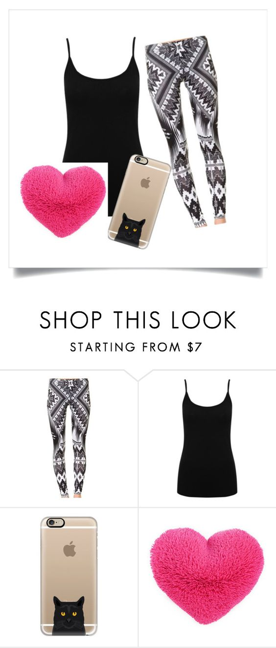 """when you get home and put on snything"" by brit-girl-d on Polyvore featuring M&Co and Casetify"