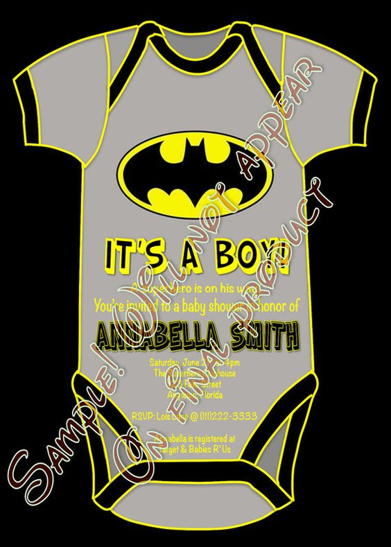 superhero batman baby shower it 39 s a boy party by craftyhooves