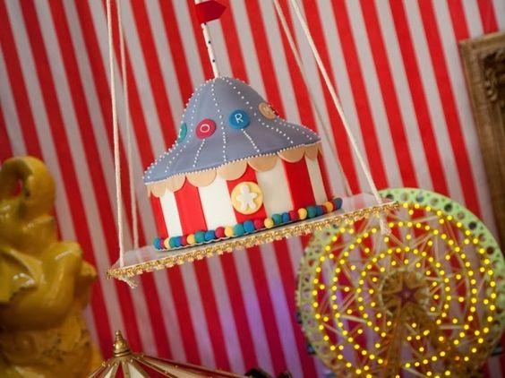 Senhora Inspiração! Blog: O Magnífico Circo