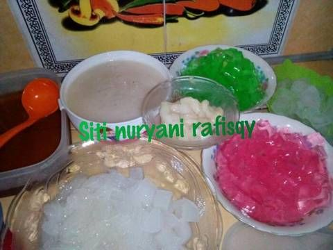 Resep Es Manado Sirsak Segeerrr Irit Oleh Siti Nuryani Rafisqy Resep Stroberi Minuman Resep