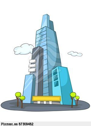 rascacielos dibujo - Buscar con Google