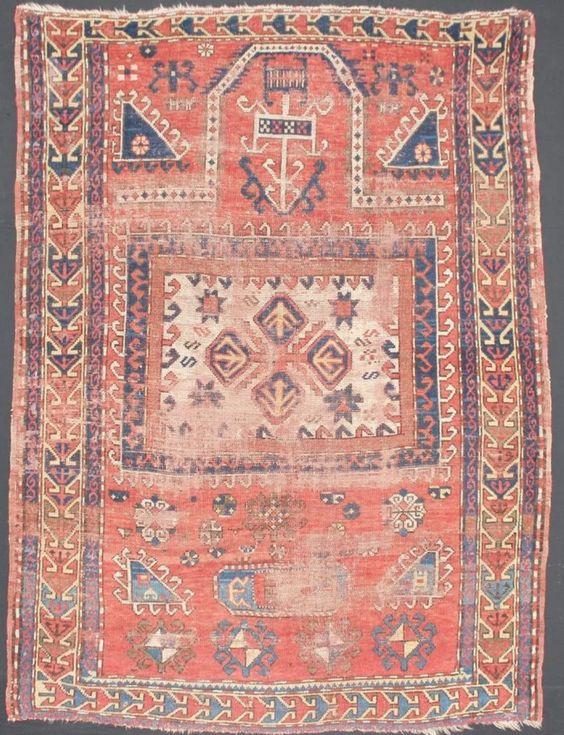 EDEN-Vintage Moroccan Rug