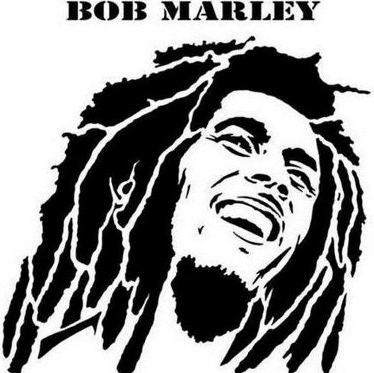Pochoir Bob Marley Tres Resistant Reutilisable A Volonte Pochoir Bob Marley Tres Resistant Reutili Bob Marley Art Painting Bob Marley Art Superhero Silhouette