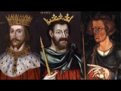 Kings Queens Of England 3 8 The Plantagenets Kill Everybody