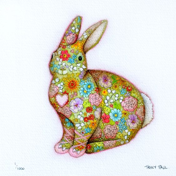 Paint your bunny