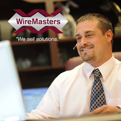 We sell solutions. WireMasters reputation is built upon a ...