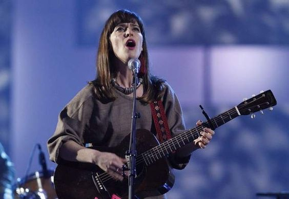 Feist playing in Indy on April 30. Will you stay for her show?