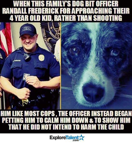 Thank you!!! ~ The GOOD cop...