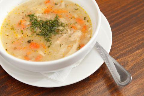 Granny's Best Chicken Soup
