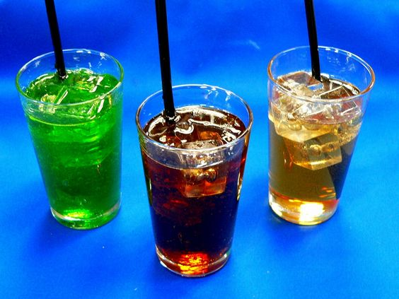 Melon Soda, Cola & Oolong Tea Replica. Huhh??