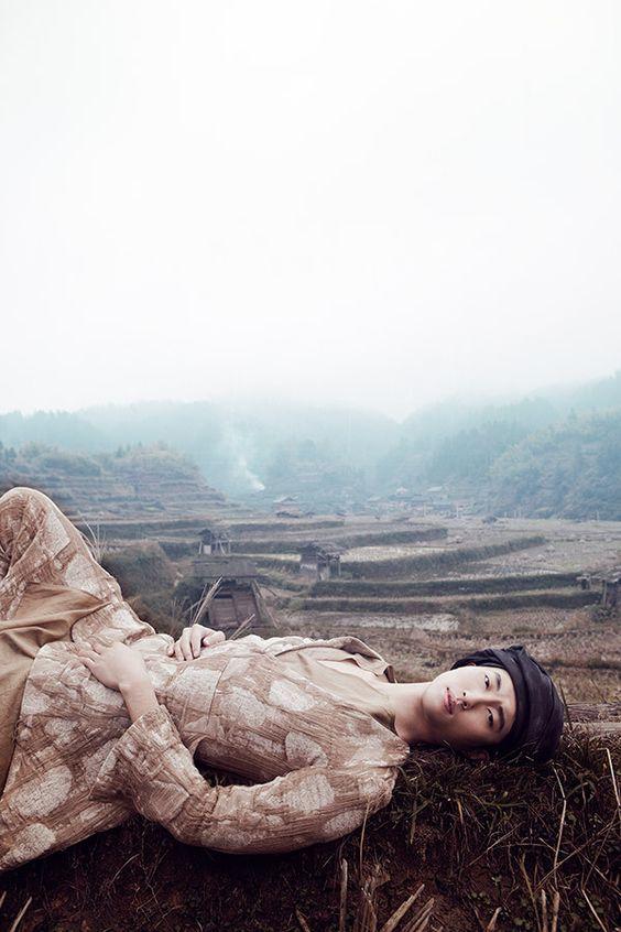 LIFE Magazine | Guizhou by Matthieu Belin, via Behance