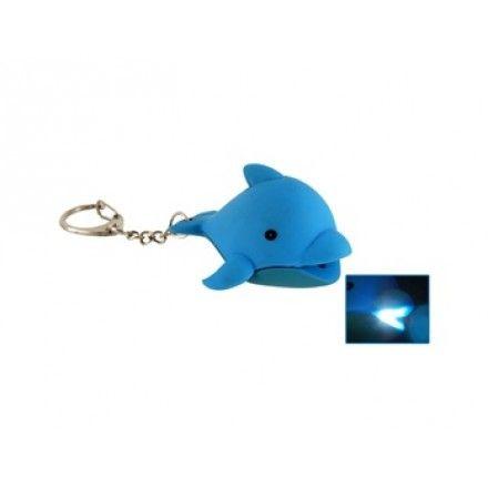 Golfinho Lanterna com Som