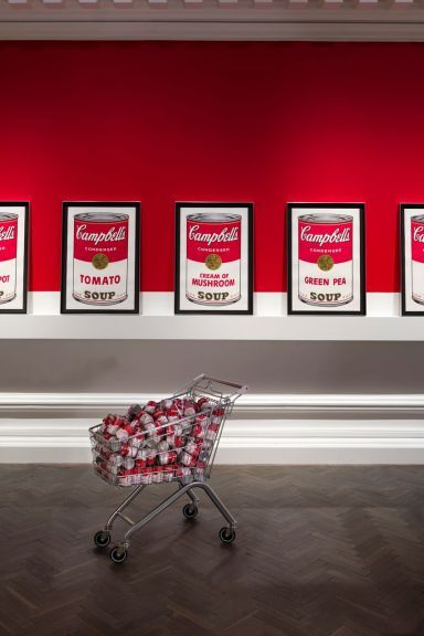 """Andy Warhol """"Campbell's Soup 1"""" 1968"""