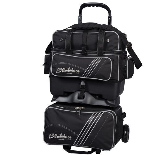 Amazon Com Motiv Vault 2 Ball Roller Bowling Bag Blue Sports Outdoors This Is An Amazon Affiliate Link I May Earn A Commis Bowling Bags Blue Bags Bags
