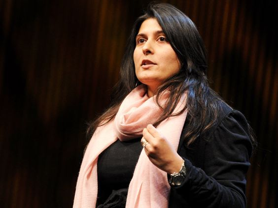 Sharmeen Obaid-Chinoy shares the revolutionary footage revealing the inside of a school for suicide bombers. Incredible.