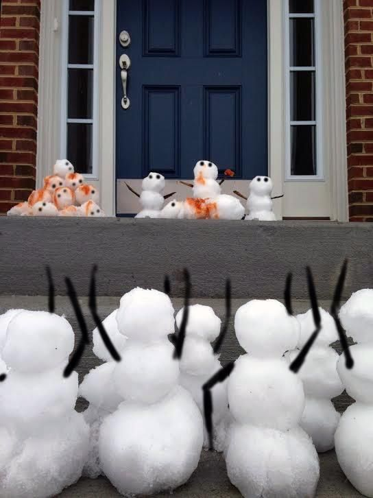 """February 15, 2014 at 11:30 PM ET – With the Northeast United States experiencing a harsh Winter, there seems to be only one way to appease the """"Snow Gods."""" And that's with a little snowman sacrifice. Or at least that may be what rock guitarist Steve Miller of the death metal band Loculus had in …"""