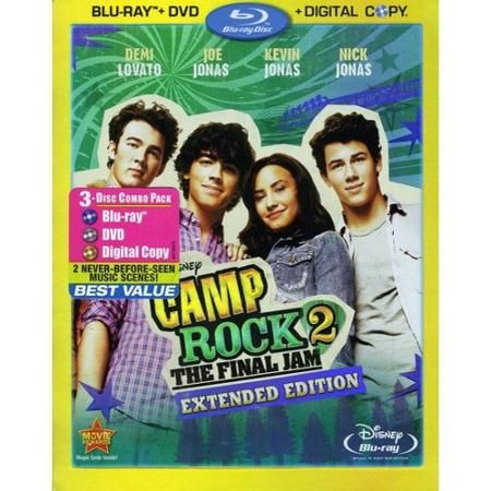 Camp Rock 2: The Final Jam (Extended Edition) (Blu-ray + DVD) (Widescreen)