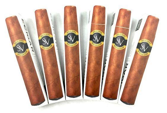 E-Cigar Bundle - 3 Pack | Best E Cigar by Smoking Vapor