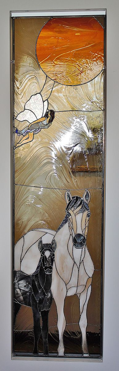 Stained Glass Designs Northern Colorado - Sue Thomas Stained Glass Artist