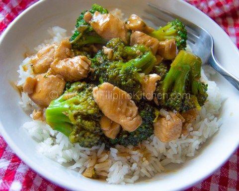 Skinless Longganisa Recipe Recipe Broccoli Recipes Chicken Teriyaki And Broccoli Recipe Chicken Broccoli