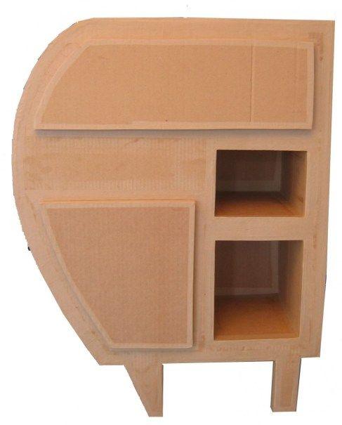 Idee Par Agape Love Sur Le Carton Dans Tout Ces Etats Meuble En Carton Mobilier De Salon Carton