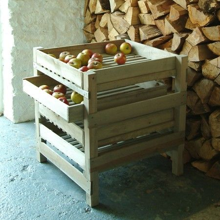 Should I have an orchard... apple storage
