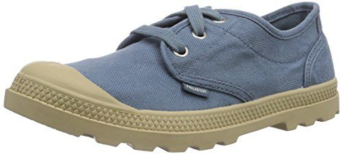 Palladium PAMPA OXFORD LP, Damen Sneakers, Blau (NORDIC BLUE/PUTTY 475), 42 EU (8 Damen UK) - http://uhr.haus/palladium/42-eu-palladium-pampa-oxford-lp-damen-sneakers-6