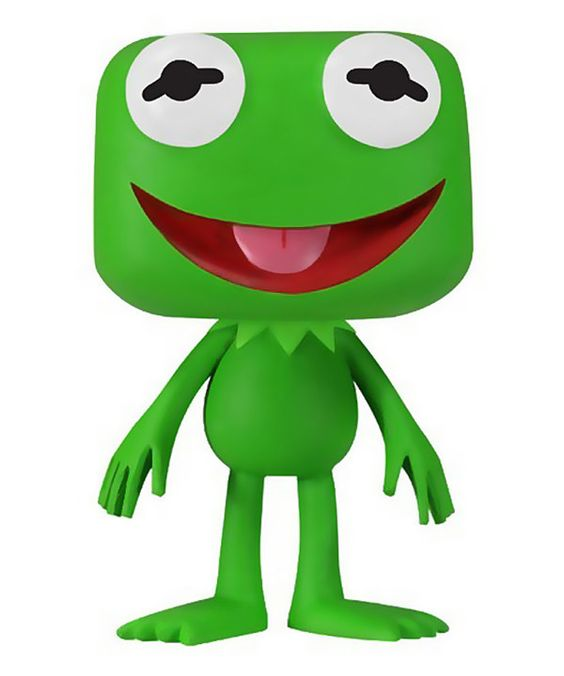 This Kermit Muppets POP Figurine by The Muppets is perfect! #zulilyfinds