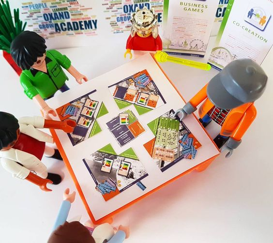 #playtesting the latest #OxandAcademy #development #project: the #hydro #alignmentgame. A new #cooperative #assetmanagement #businessgame now in the context of #hydropower . . . . . #OxandAcademy #gamebasedlearning #playful #learning #gamedesign #gamedevelopment #cocreation #toystagram #playmobil #lego #whatdoyouwanttoimprove #whatdoyouwanttolearn