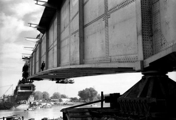 Izgradnja Brankovog mosta