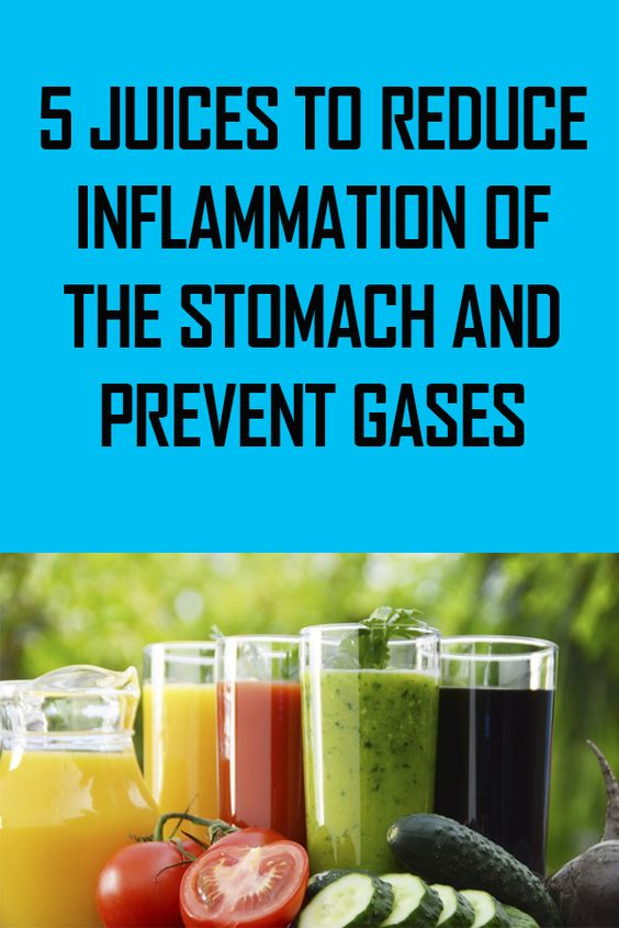 The stomach is one of the most sensitive parts of our body, because it is usually inflamed easily as a result of the consumption ofirritating foods, premenstrual syndrome, constipation or gas, among others.