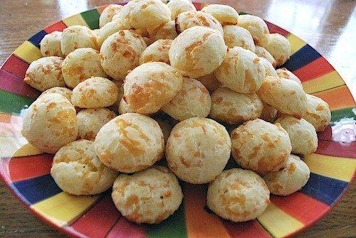 Brazilian Pao De Queijo Recipe Cheese Rolls With Images