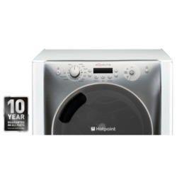 Hotpoint AQ113F497E Aqualtis Steam 11kg 1400rpm Freestanding Washing Machine in…
