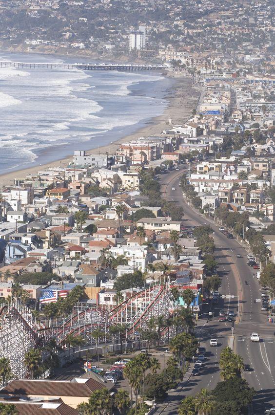 B B Pacific Beach Ca