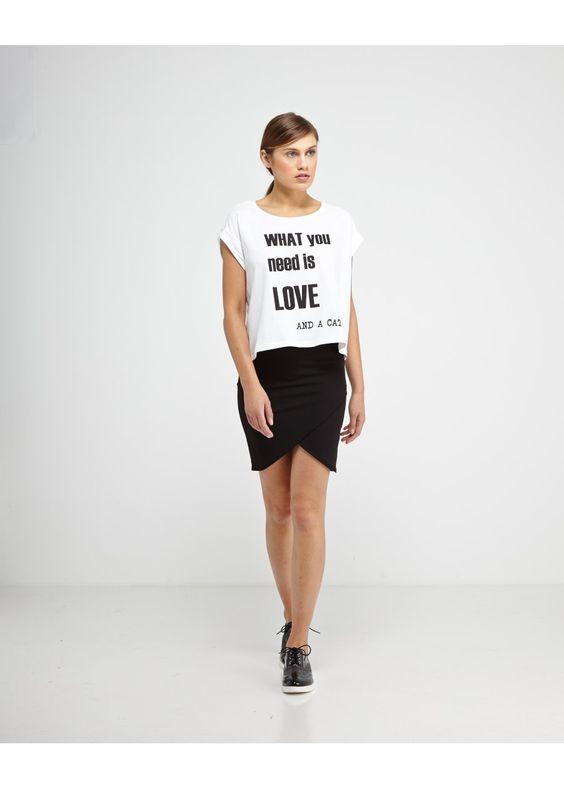 Falda Meagan PVP: 8,95€  Disponible en Mulaya Shop Online aquí: http://bit.ly/1DEDEdf