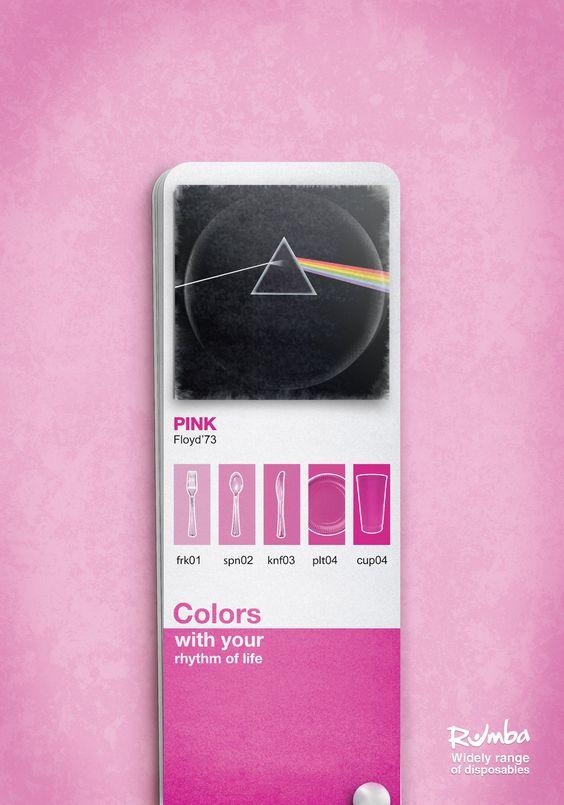 Rumba Disposables: Pink