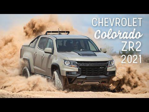 Nova Chevrolet Colorado Zr2 2021 Youtube Em 2020 Colorado