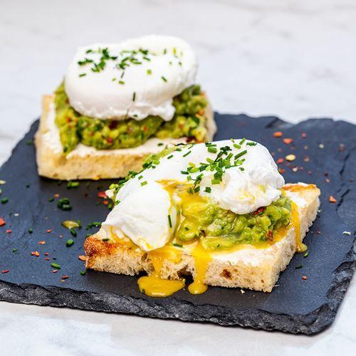 lchf smoothie med ägg