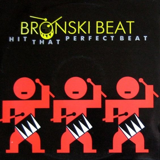 Bronski Beat — Hit That Perfect Beat (studio acapella)