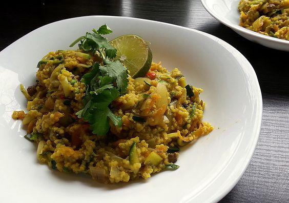 Cielito's vegane Hirse - Pfanne, ein tolles Rezept aus der Kategorie Gemüse. Bewertungen: 12. Durchschnitt: Ø 3,9.